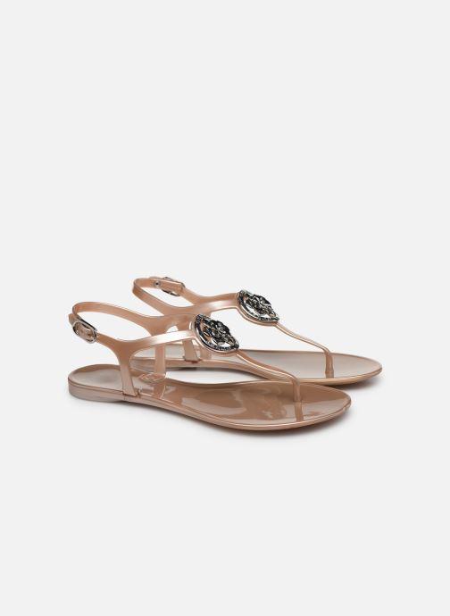 Sandales et nu-pieds Guess JAXX Or et bronze vue 3/4