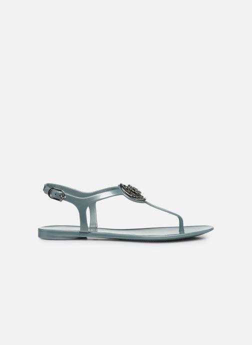 Sandali e scarpe aperte Guess JAXX Azzurro immagine posteriore