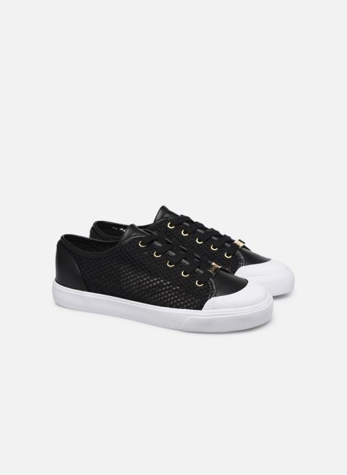 Sneakers Guess GITNEY Nero immagine 3/4