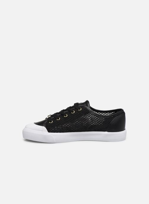 Sneakers Guess GITNEY Nero immagine frontale