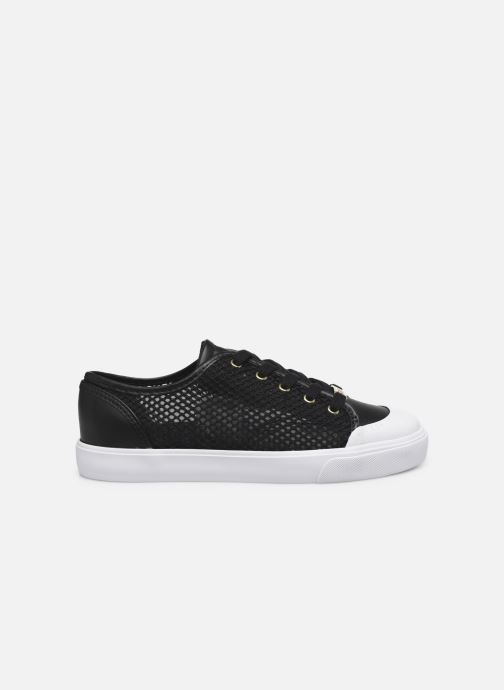 Sneakers Guess GITNEY Nero immagine posteriore