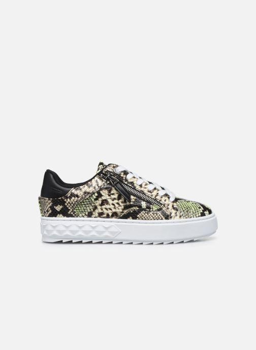 Sneakers Guess FIGGI Verde immagine posteriore