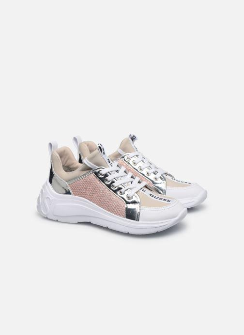 Sneakers Guess SPEERIT Beige immagine 3/4