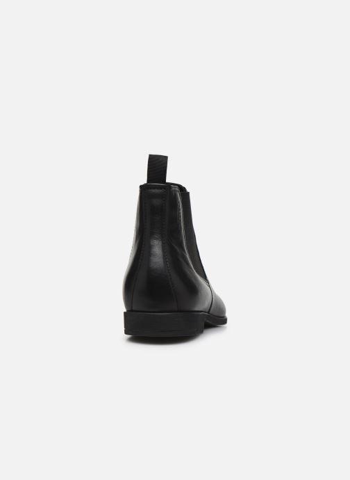 Botines  Vagabond Shoemakers LINHOPE Negro vista lateral derecha