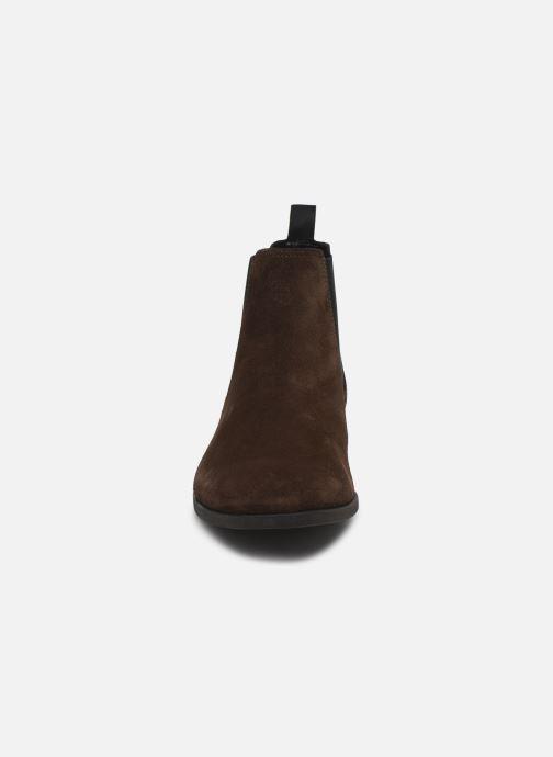 Bottines et boots Vagabond Shoemakers LINHOPE Marron vue portées chaussures