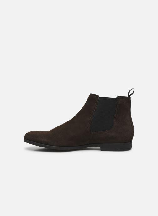 Bottines et boots Vagabond Shoemakers LINHOPE Marron vue face