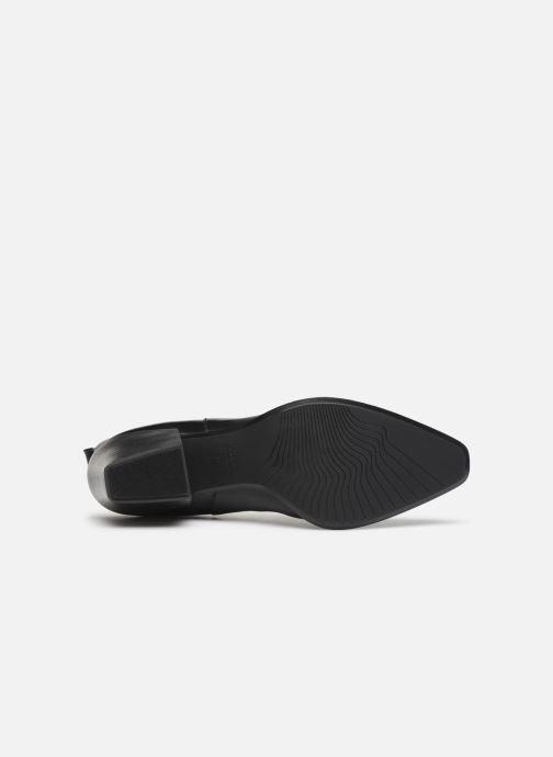 Stiefeletten & Boots Vagabond Shoemakers BETSY schwarz ansicht von oben