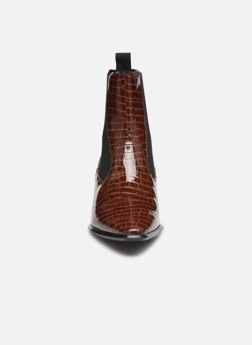Botines  Vagabond Shoemakers BETSY Marrón vista del modelo