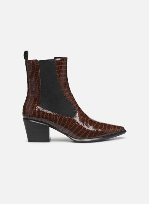 Bottines et boots Vagabond Shoemakers BETSY Marron vue derrière