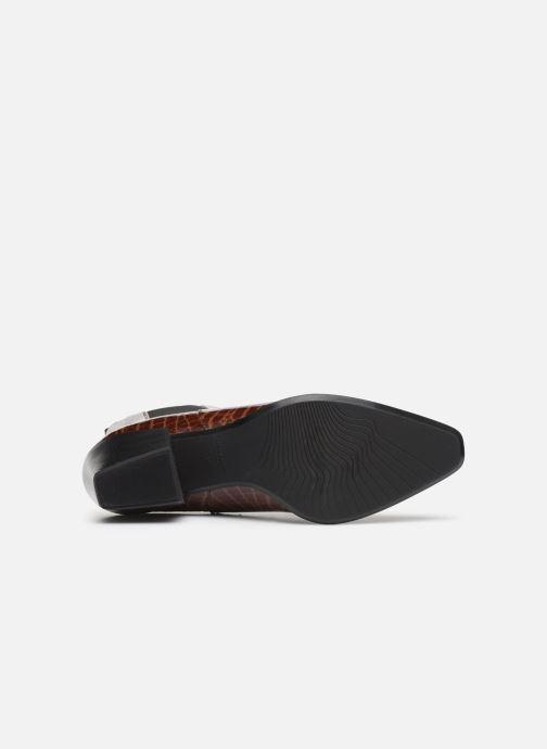 Botines  Vagabond Shoemakers BETSY Marrón vista de arriba