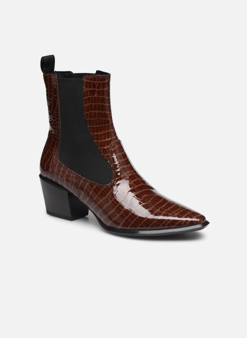 Bottines et boots Vagabond Shoemakers BETSY Marron vue détail/paire