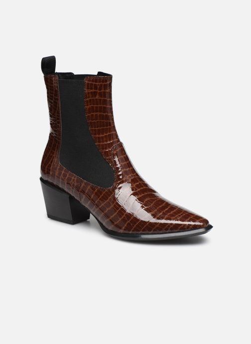 Botines  Vagabond Shoemakers BETSY Marrón vista de detalle / par