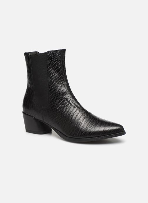 Bottines et boots Vagabond Shoemakers LARA CROCO Noir vue détail/paire