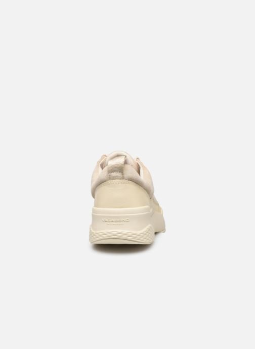 Sneakers Vagabond Shoemakers LEXY Wit rechts