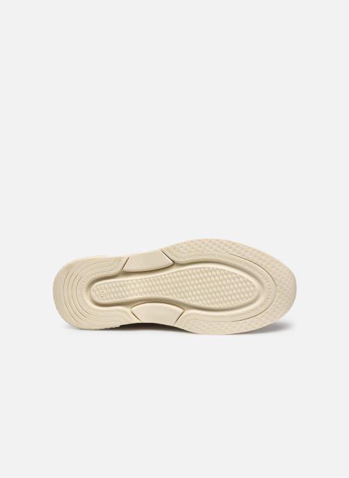 Deportivas Vagabond Shoemakers LEXY Blanco vista de arriba