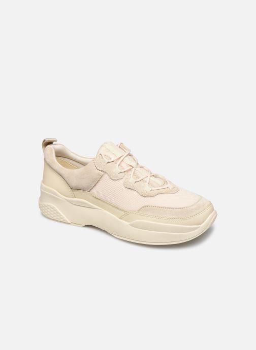 Deportivas Vagabond Shoemakers LEXY Blanco vista de detalle / par