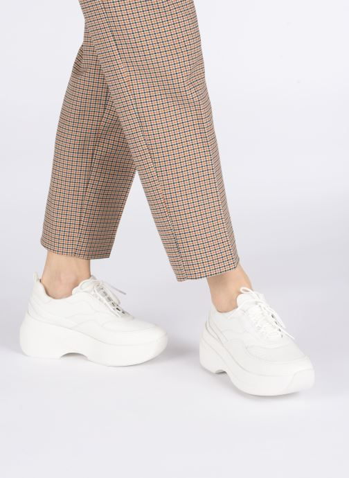 Sneakers Vagabond Shoemakers SPRINT 2.0 Bianco immagine dal basso