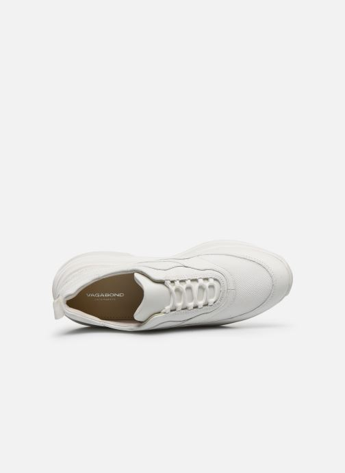 Sneakers Vagabond Shoemakers SPRINT 2.0 Bianco immagine sinistra