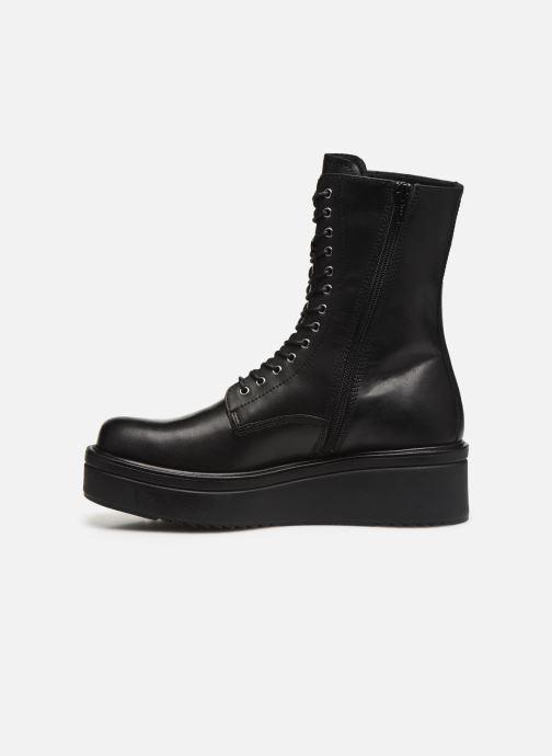 Boots en enkellaarsjes Vagabond Shoemakers TARA 4846 Zwart voorkant