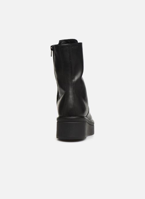 Boots en enkellaarsjes Vagabond Shoemakers TARA 4846 Zwart rechts