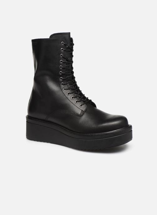 Boots en enkellaarsjes Vagabond Shoemakers TARA 4846 Zwart detail