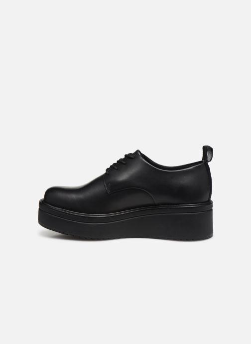 Scarpe con lacci Vagabond Shoemakers TARA 4946 Nero immagine frontale