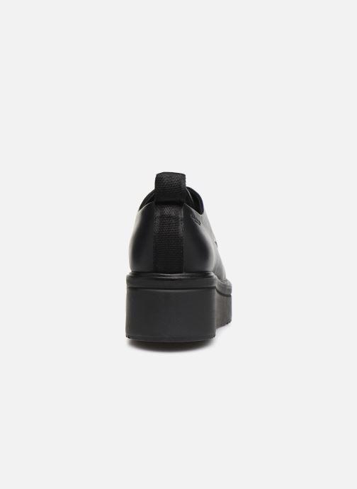Zapatos con cordones Vagabond Shoemakers TARA 4946 Negro vista lateral derecha