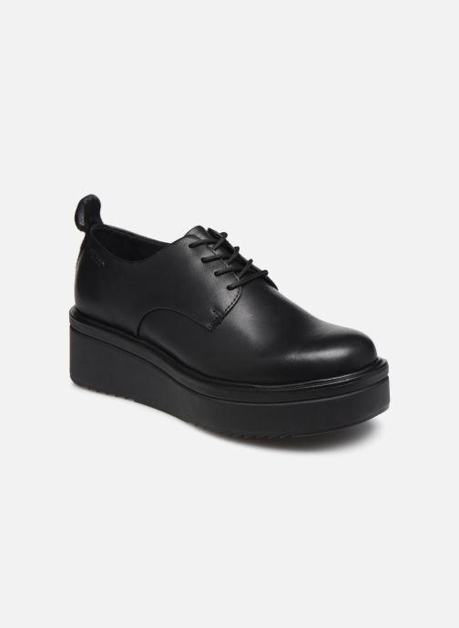Zapatos con cordones Vagabond Shoemakers TARA 4946 Negro vista de detalle / par