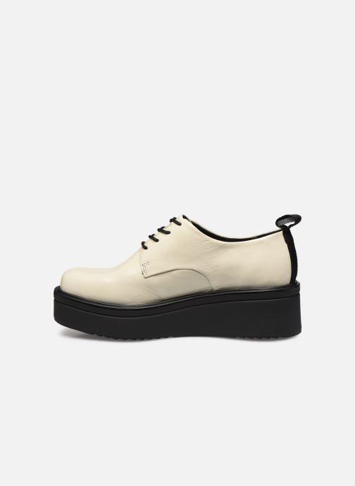 Schnürschuhe Vagabond Shoemakers TARA 4946 weiß ansicht von vorne