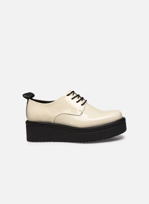 Schnürschuhe Vagabond Shoemakers TARA 4946 weiß ansicht von hinten