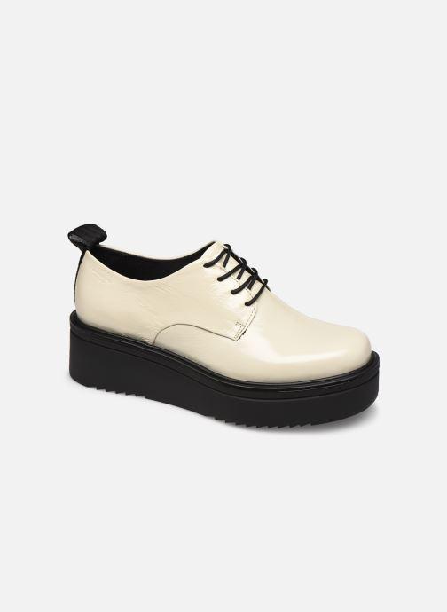 Veterschoenen Vagabond Shoemakers TARA 4946 Wit detail