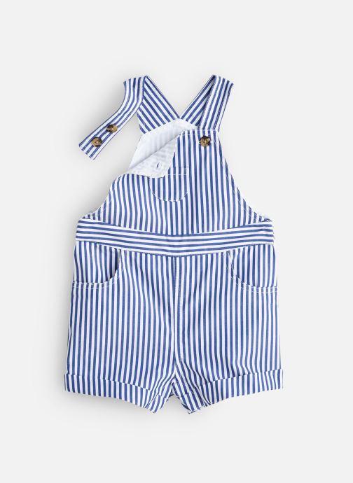 Vêtements Cyrillus Salopette Etienne Bleu vue détail/paire