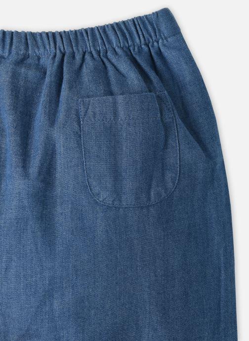Vêtements Cyrillus Pantalon Casual Elias Bleu vue face