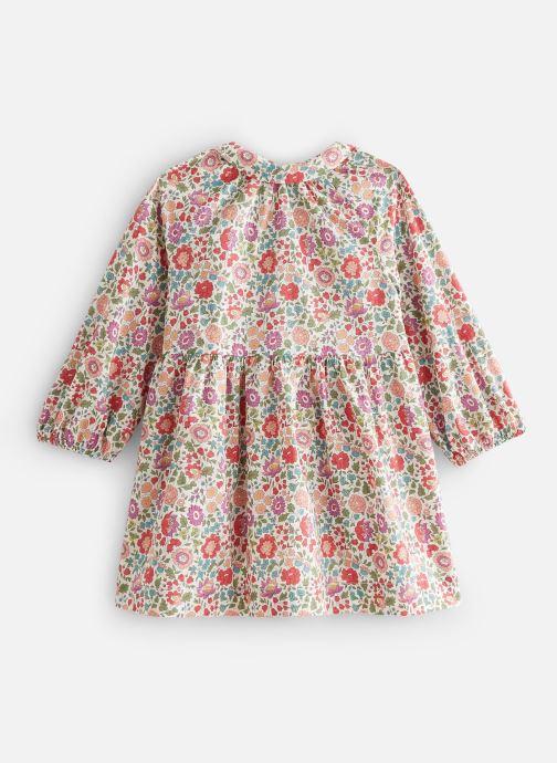 Vêtements Cyrillus Robe midi Ella Rose vue bas / vue portée sac