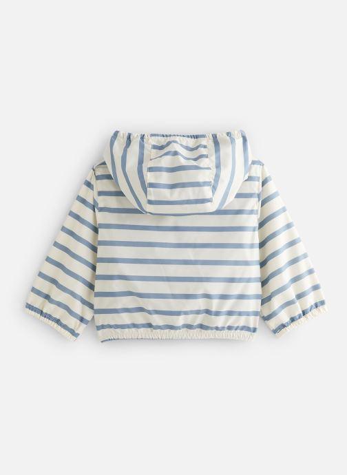 Vêtements Cyrillus Veste blouson Enguerran Bleu vue bas / vue portée sac