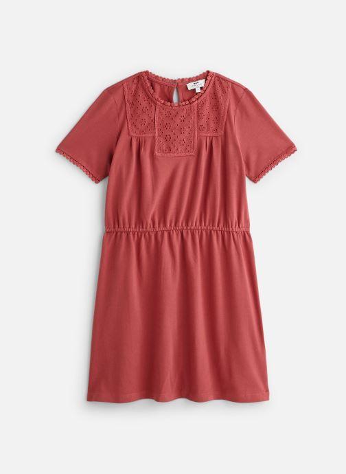 Vêtements Accessoires Robe midi Fauve