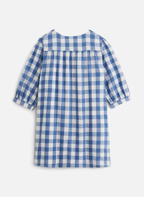 Vêtements Cyrillus Robe midi Farrah Bleu vue bas / vue portée sac