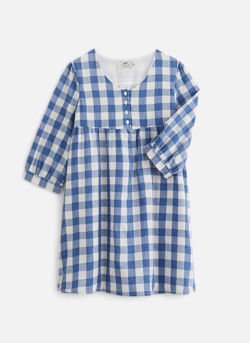 Vêtements Cyrillus Robe midi Farrah Bleu vue détail/paire