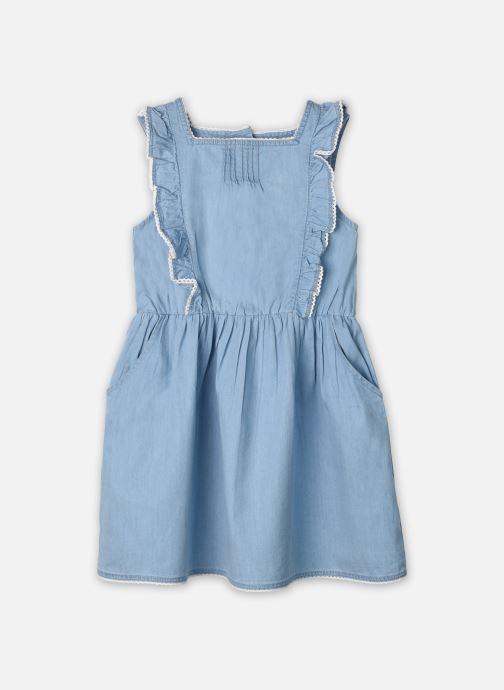 Vêtements Cyrillus Robe midi Filipia Bleu vue détail/paire