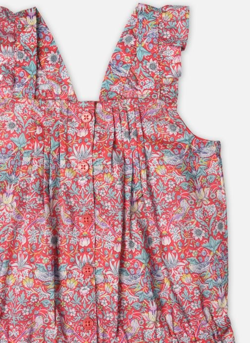 Vêtements Cyrillus Combinaison Faby Rose vue face