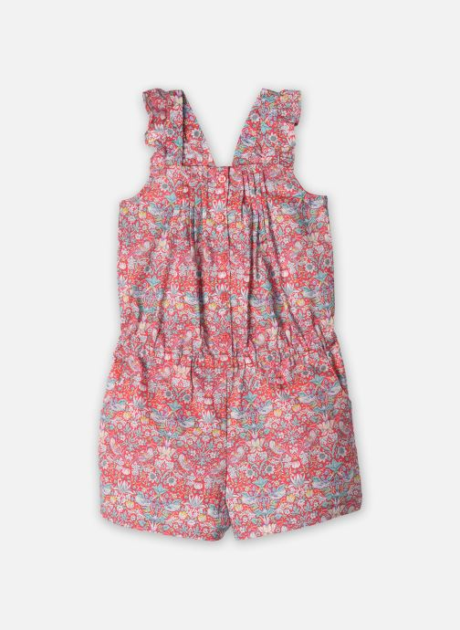 Vêtements Cyrillus Combinaison Faby Rose vue détail/paire