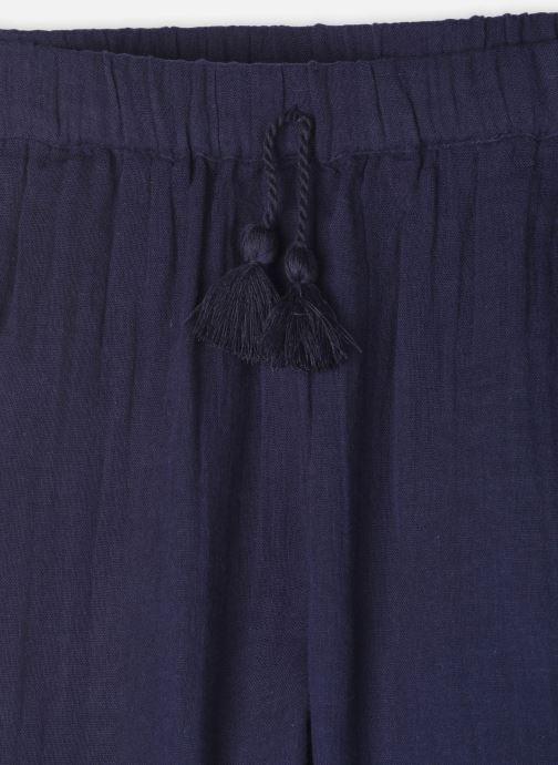 Vêtements Cyrillus Pantalon Casual Frida Bleu vue portées chaussures