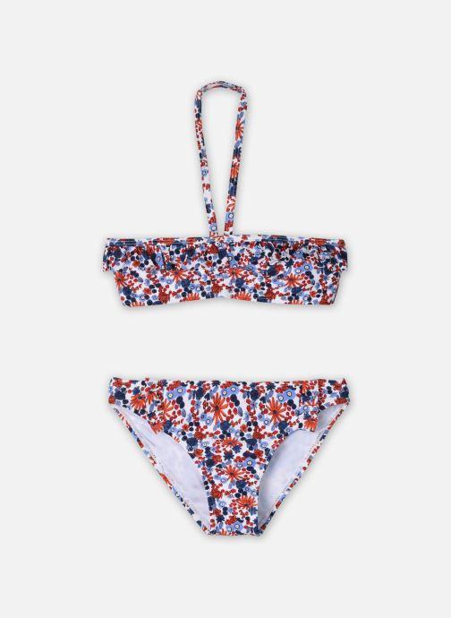 Vêtements Cyrillus Maillot de bain Fuchsia Rose vue détail/paire