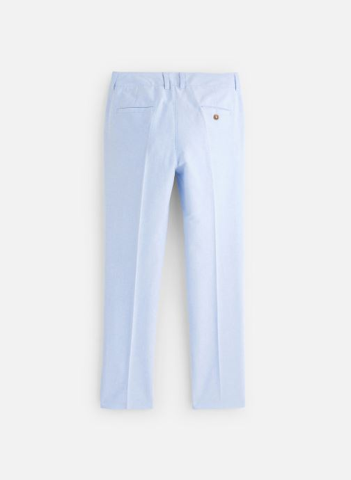 Cyrillus Pantalon droit Gavroche (Bleu) - Vêtements chez Sarenza (421884) 8oThq