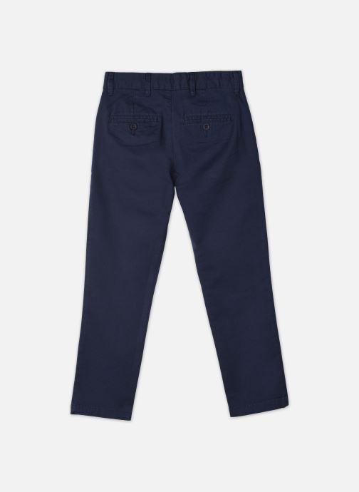 Vêtements Cyrillus Pantalon Casual Gilbert Bleu vue face