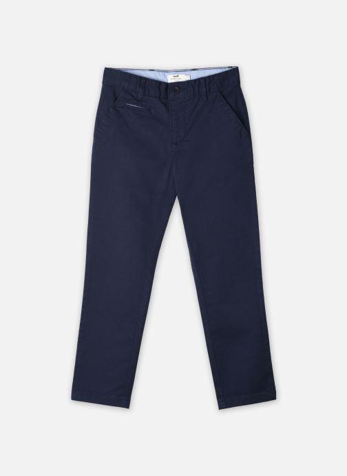 Vêtements Cyrillus Pantalon Casual Gilbert Bleu vue détail/paire