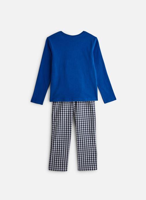 Vêtements Cyrillus Pyjama Graham Bleu vue bas / vue portée sac