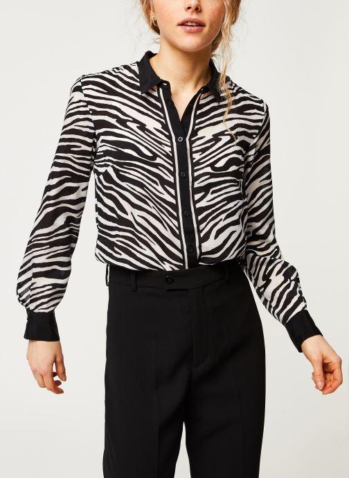 IKKS Women Chemise BQ12075 (Noir) - Vêtements chez Sarenza (421931)