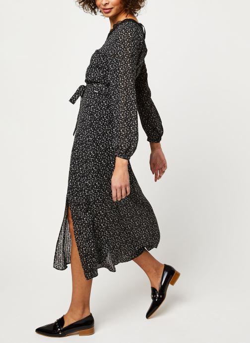Vêtements IKKS Women Robe BQ30085 Noir vue bas / vue portée sac