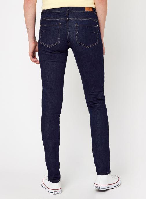 Kleding IKKS Women Pantalon BJ29385 Blauw model